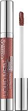 Духи, Парфюмерия, косметика Жидкие тени для век - Catrice Liquid Metal Longlasting Cream Eyeshadow