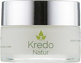 Питательный крем для сухой и нормальной кожи лица и шеи - Dzintars Kredo Natur Nourishing cream for dry and normal face and neck skin — фото N2