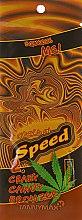Духи, Парфюмерия, косметика Крем для загара в солярии - Tannymaxx Chicks On Speed Candy Speed Crazy Bronzer (пробник)