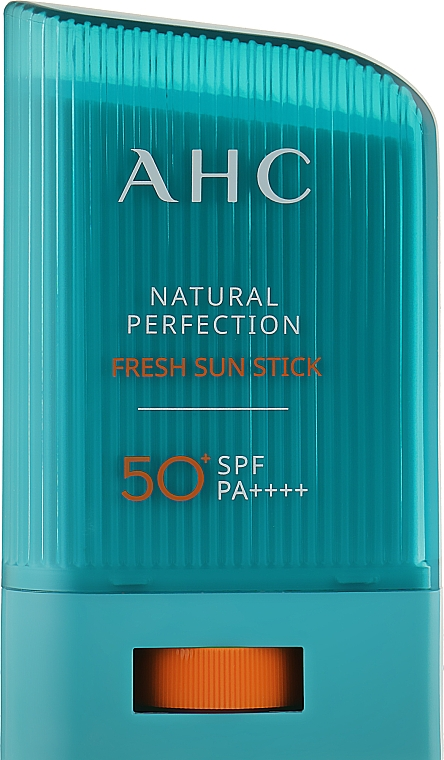Солнцезащитный стик для лица - AHC Natural Fresh Perfection Sun Stick SPF 50+ PA++++