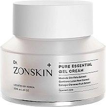 Духи, Парфюмерия, косметика Органический крем-гель для лица - Dr.Zonskin Pure Essential Gel Cream