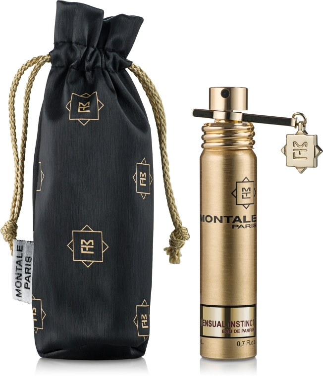 Montale Sensual Instinct Travel Edition - Парфюмированная вода
