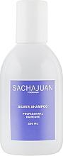 Духи, Парфюмерия, косметика Шампунь для светлых волос - Sachajuan Stockholm Silver Shampoo