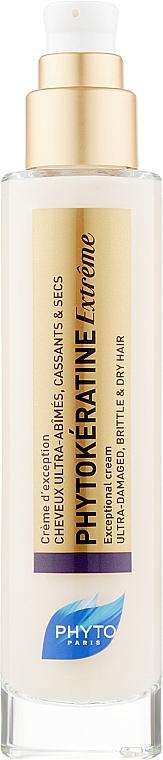 Крем для волос - Phyto Phytokeratine Extreme Exceptional Cream