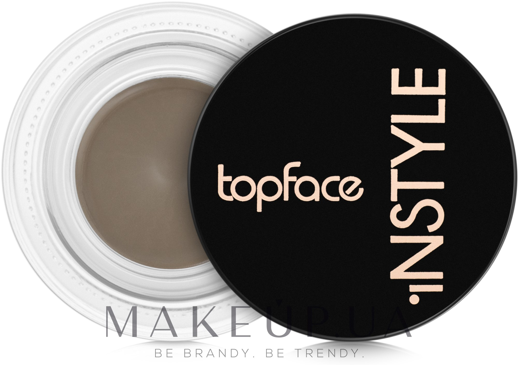 Гель для бровей - Topface Instyle Gel — фото 01