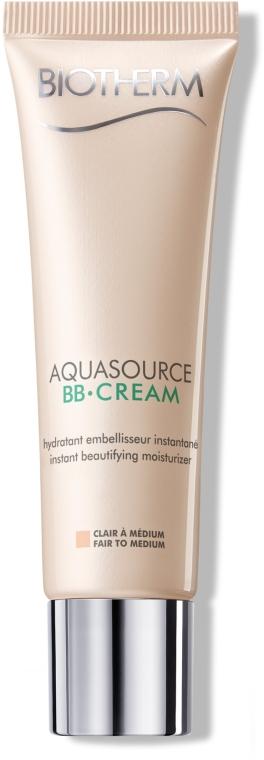 BB крем - Biotherm Aquasource BB Cream SPF 15