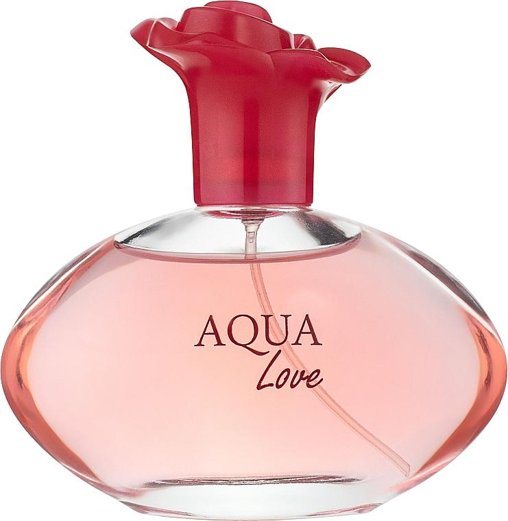 Delta Parfum Aqua Love - Туалетная вода