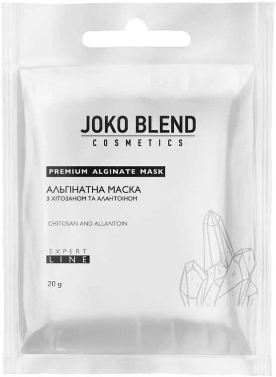 Альгинатная маска с хитозаном и аллантоином - Joko Blend Premium Alginate Mask