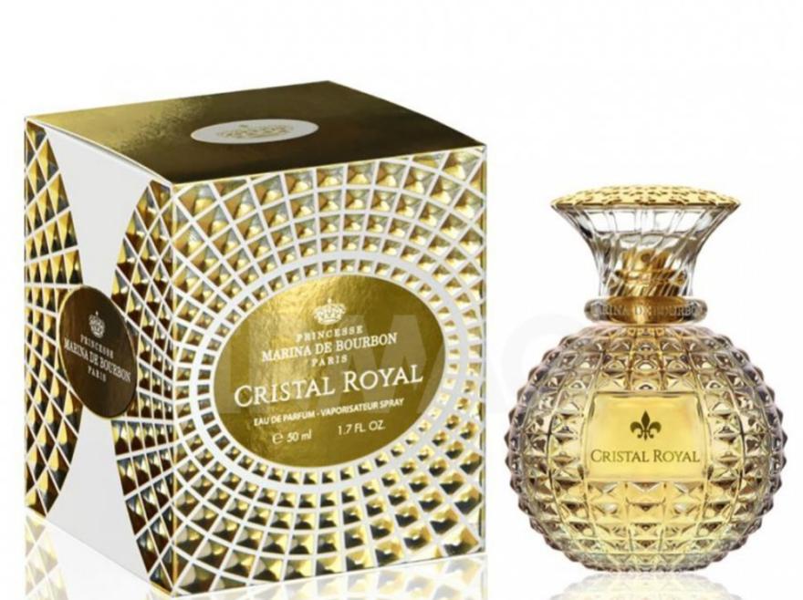 Marina De Bourbon Cristal Royal Princesse - Парфюмированная вода (миниатюра)