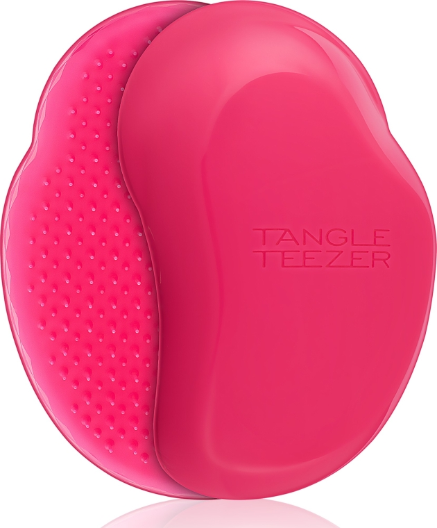 Расческа для волос - Tangle Teezer The Original Pink Flizz Brush