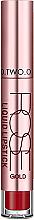 Духи, Парфюмерия, косметика Жидкая матовая помада для губ - O.TWO.O Rose Gold Liquid Lipstick