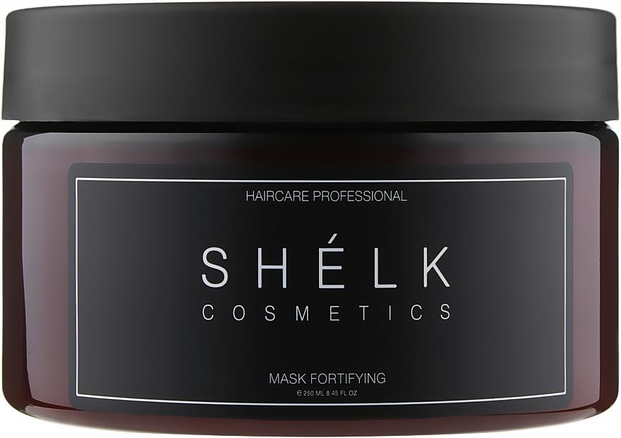 Маска укрепляющая для силы и густоты волос - Shelk Cosmetics Mask Fortifying