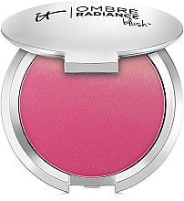 Духи, Парфюмерия, косметика Румяна - It Cosmetics Ombre Radiance Blush Anti-Aging Brightening Powder Blush
