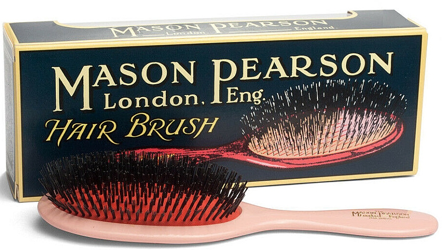 Щетка для волос - Mason Pearson Handy Bristle Brush Pink