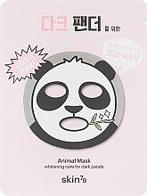 Духи, Парфюмерия, косметика Маска для лица тканевая - Skin79 Animal Mask For Dark Panda