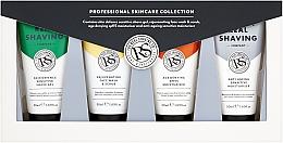 Духи, Парфюмерия, косметика Набор - The Real Shaving Co. (cr/2x50ml + shave/gel/50ml + scr/50ml)