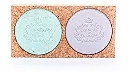 Духи, Парфюмерия, косметика Набор - Essencias de Portugal Aromas Collection (soap/2x50g)