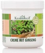 Духи, Парфюмерия, косметика Крем для тела с экстрактом женьшеня - Krauterhof Ginseng Body Cream