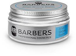Парфумерія, косметика Бальзам після гоління з м'ятою - Barbers Mint After Shave Balm