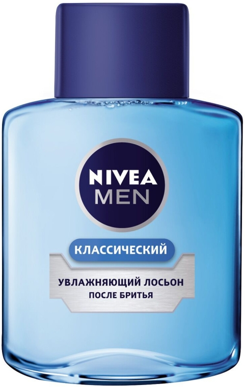 """Лосьон после бритья увлажняющий """"Классический"""" - Nivea For Men After Shave Lotion"""