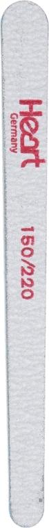 Пилка для ногтей Капелька Titan 150/220 - Heart Germany