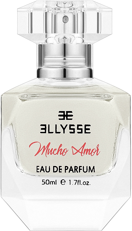 Ellysse Mucho Amor - Парфюмированная вода