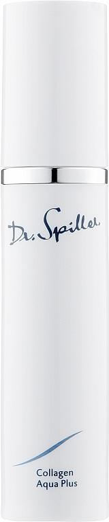 Легкий увлажняющий крем - Dr. Spiller Collagen Aqua Plus