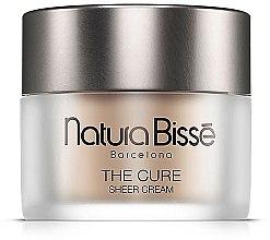 Духи, Парфюмерия, косметика Тонирующий увлажняющий крем - Natura Bisse The Cure Sheer Cream SPF20