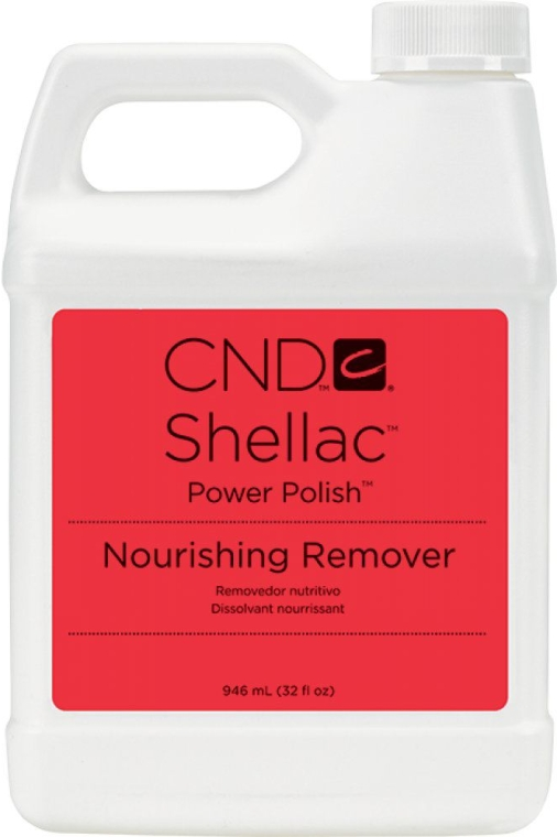 Средство для снятия искусственных покрытий - CND Shellac Moisturizing Remover — фото N3