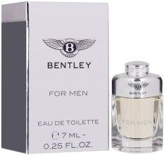 Духи, Парфюмерия, косметика Bentley Bentley For Men - Туалетная вода (мини)