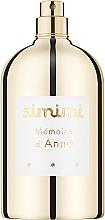 Духи, Парфюмерия, косметика Simimi Memoire d`Anna - Парфюмированная вода (тестер без крышечки)