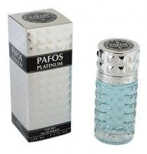 Духи, Парфюмерия, косметика Univers Parfum Pafos Platinum - Туалетная вода