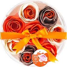 "Духи, Парфюмерия, косметика Конфетти для ванны ""Апельсин"", 8 шт - Spa Moments Bath Confetti Orange"