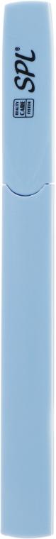 Пилочка хрустальная в пластиковом чехле 98-1352, 135мм, голубая - SPL