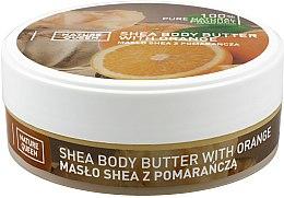 "Духи, Парфюмерия, косметика Масло для тела ""Ши и апельсин"" - Nature Queen Shea Body Butter"