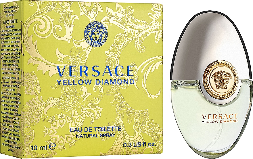 Versace Yellow Diamond - Туалетная вода (мини)