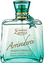 Духи, Парфюмерия, косметика Creation Lamis Arrivederci Nuovo Fresco - Парфюмированная вода