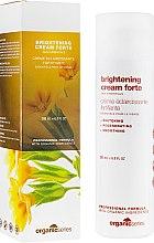 Духи, Парфюмерия, косметика Осветляющий крем для лица - Organic Series Brightening Cream Forte
