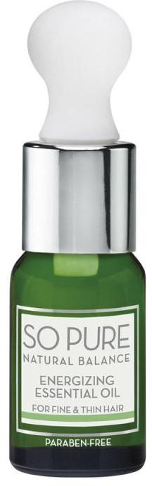 Ефірна відновлювальна олія для волосся - Keune So Pure Natural Balance Essential Oil — фото N1