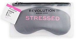 Духи, Парфюмерия, косметика Маска для сна - Revolution Skincare Stressed Mood Calming Sleeping Eye Mask
