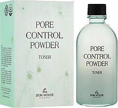Духи, Парфюмерия, косметика Тоник для сужения пор - The Skin House Pore Control Powder Toner