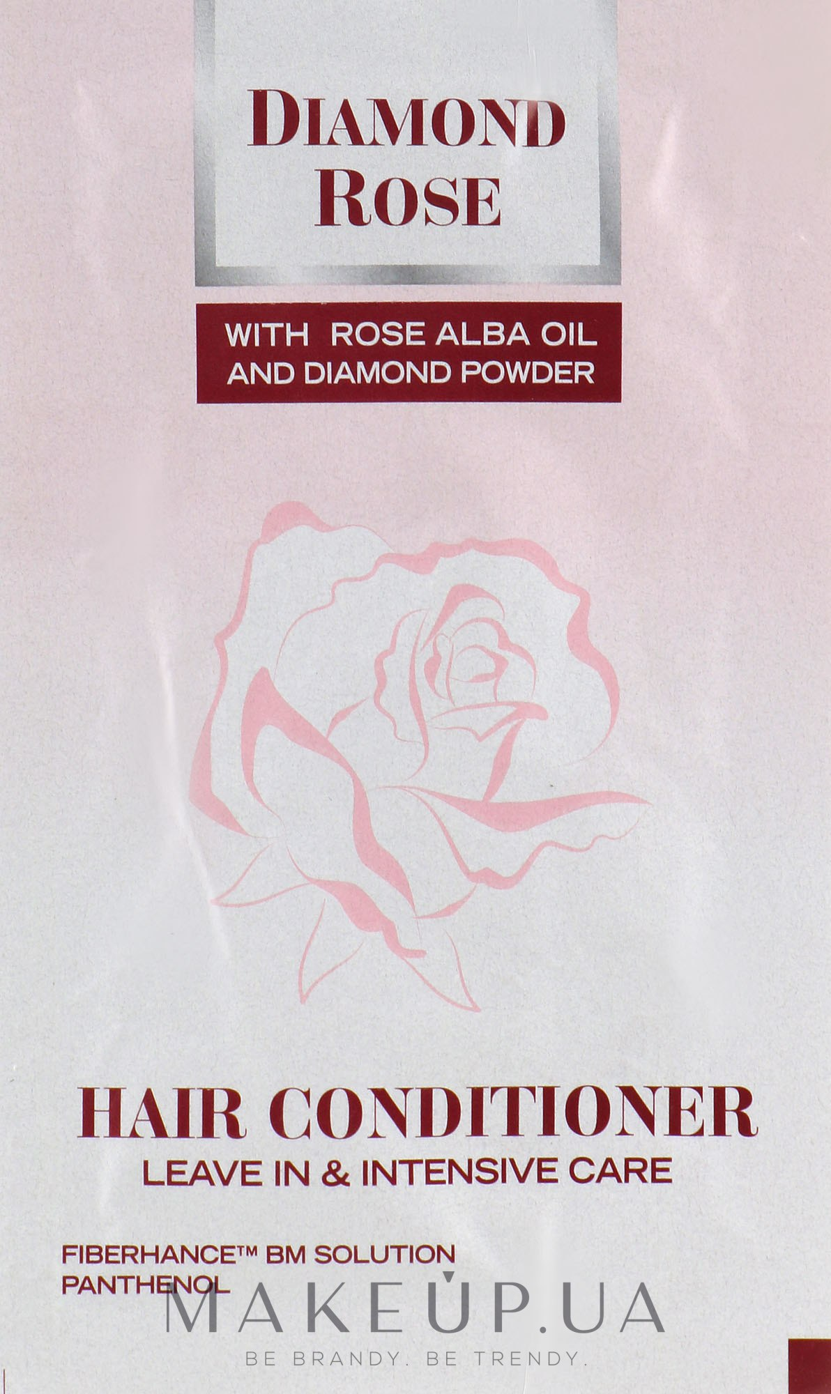 Кондиционер для волос - BioFresh Diamond Rose Hair Conditioner (пробник) — фото 7ml