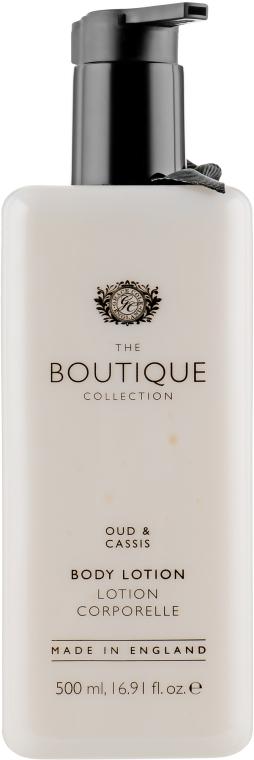 """Лосьон для тела """"Уда и черная смородина"""" - Grace Cole Boutique Oud & Cassis Body Lotion"""