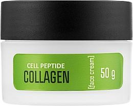 Духи, Парфюмерия, косметика Крем для лица с пептидами и коллагеном - Bilena Cell Peptide Collagen Cream