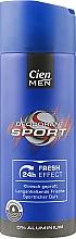 Духи, Парфюмерия, косметика Мужской аэрозольный дезодорант - Cien Men Sport