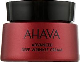 Духи, Парфюмерия, косметика Крем против глубоких морщин - Ahava Apple of Sodom Advanced Deep Wrinkle Cream