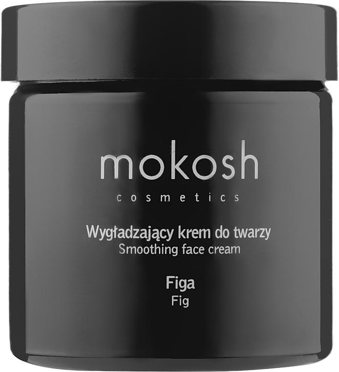 """Крем для лица """"Фига"""" - Mokosh Cosmetics Figa Smoothing Facial Cream"""