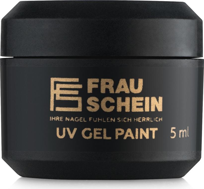 Гель-краска для ногтей - Frau Schein UV Gel Paint