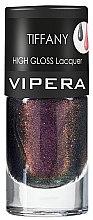 Духи, Парфюмерия, косметика Лак для ногтей - Vipera Tiffany High Gloss