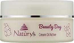 Духи, Парфюмерия, косметика Крем-масло актив - Bema Cosmetici Naturys Beauty Day Cream Oil Active